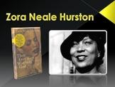 Zora Neale Hurston biography- Their Eyes Were Watching God