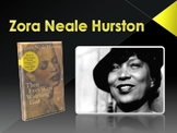 Zora Neale Hurston biography- Their Eyes Were Watching God