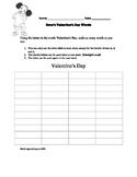 Zora's Valentine Word Play
