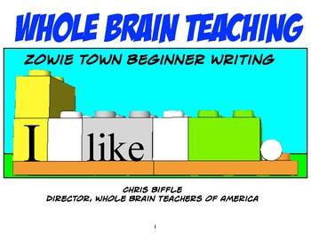 Zowie Town Beginner Writing