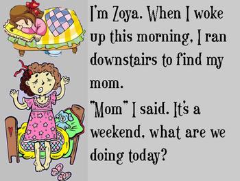 Zoya's Trip to the Zoo