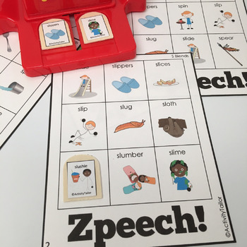 Zpeech! A Phonological Processes Hack for Zingo!
