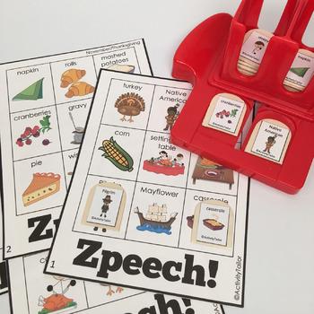 Zpeech! A Seasonal Vocab Hack for Zingo!