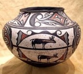 Zuni Animal Carving