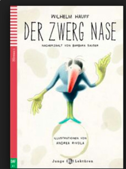 Zwerg Nase German Eli Reader Story Activities (story not included)