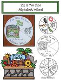Alphabet Crafts: Alphabet Activities: Zz is for Zoo Alphab