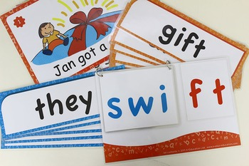 '_FT WORDS' Phonics Lesson Package