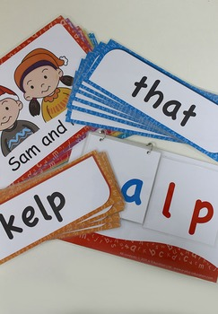 '_LP WORDS' Phonics Lesson Package