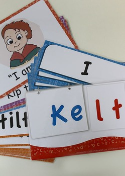 '_LT WORDS' Phonics Lesson Package
