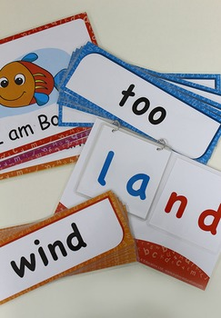 '_ND WORDS' Phonics Lesson Package