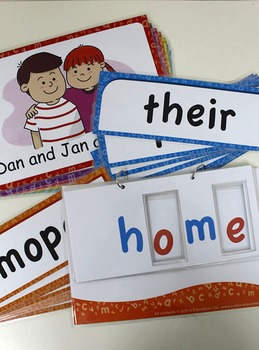 '_O_E WORDS' Phonics Lesson Package