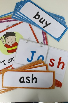 '_SH WORDS' Phonics Lesson Package