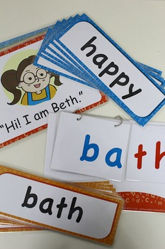 '_TH WORDS' Phonics Lesson Package