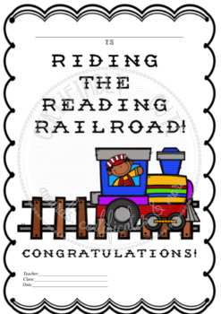 ___ is Riding the Reading Railroad!