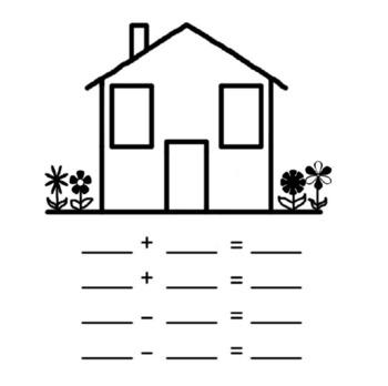 _________'s Fact Family House