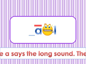 _ail Word Family PowerPoint  for K, 1st or 2nd Reading Phonics(Common Core)