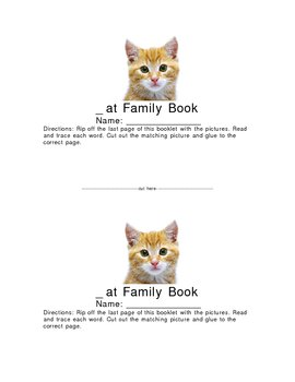 _at Family Word Book