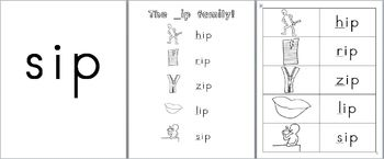 _ip Word Family pack