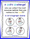 a CHilly CHallenge!  CH Digraph Game!