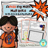 Distance Learning: A-MAZE-ING Multiples with Divisibility Rules