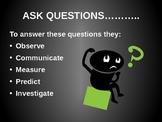 a Scientist job.... asking questions!
