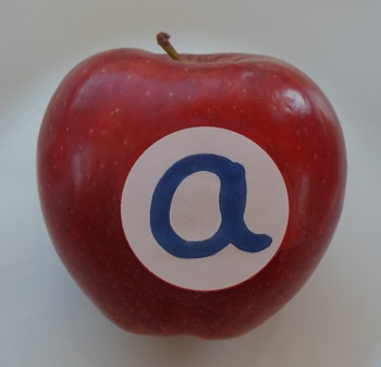 a - apple phonic photo