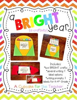 Crayon Craft | Back to School Craft