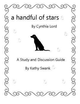a handful of stars a study and discussion guide