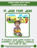 The Trials of Job, The Story of Job