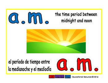a.m. meas 1-way blue/rojo