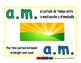a.m. meas 1-way blue/verde