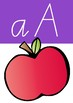 A-Z CLASSROOM ALPHABET POSTERS (COLOURFUL)
