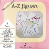 aA-zZ Jigsaws