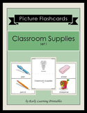 Classroom Supplies (set I)