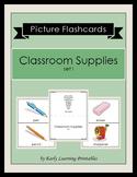 Classroom Supplies (set I)