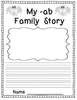 ab family mini packet