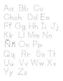abc tracing (spanish)