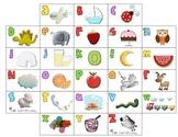 abécédaire / letter alphabet