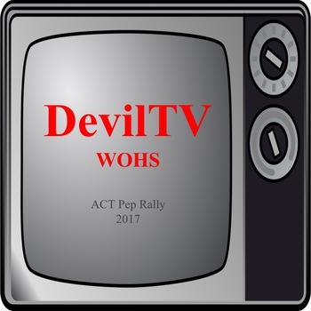 actTV Pep Rally Original Script