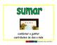 add/sumar prim 2-way blue/verde