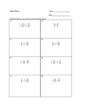 adding and subtracting Positive and Negative fractions pra