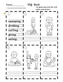 adding - ing
