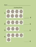 adding up dimes