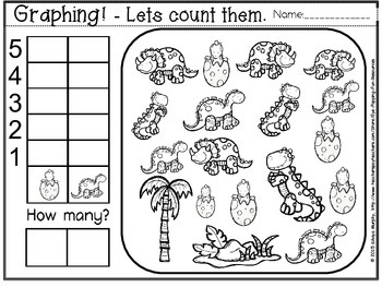 adding with dinosaurs