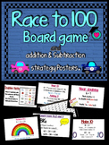 addition and subtraction game Computation/ Thinking skills  game and charts
