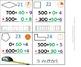 2nd Grade Math Calendar - add & sub with base ten, fractio