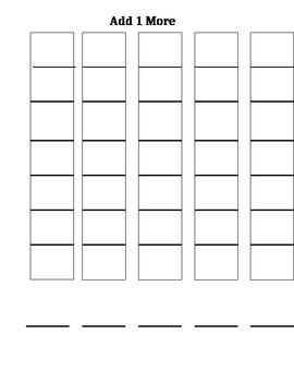 addition centers and worksheets
