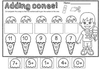 addition cones