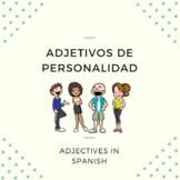 adjetivos de personalidad / adjectives