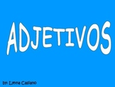 adjetivos/adjectives